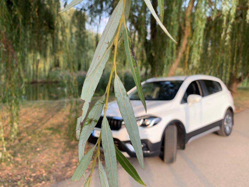 Suzuki SX4 S-Cross fehér white