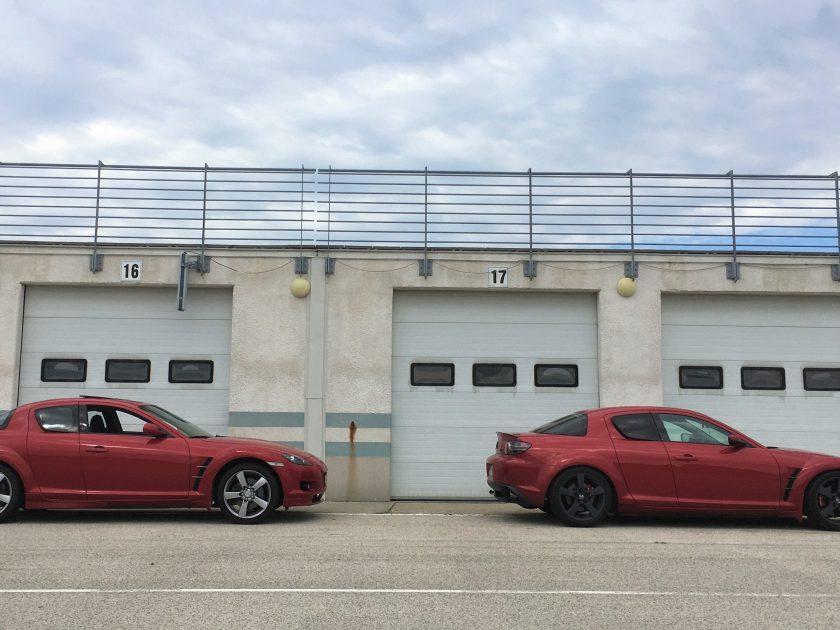 2 rx-8 az euroring boxában