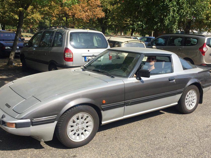 1984 Mazda RX-7 fb